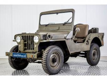 Willys-Overland CJ-3A