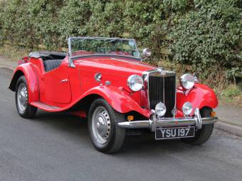 MG T-Type Classic Cars for Sale - Classic Trader