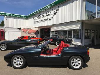 bmw z1 oldtimer kaufen classic trader. Black Bedroom Furniture Sets. Home Design Ideas