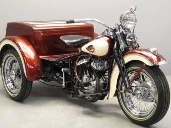 Harley Davidson Oldtimer Motorrad Kaufen Classic Trader
