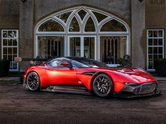 Aston Martin Vulcan Classic Cars For Sale Classic Trader