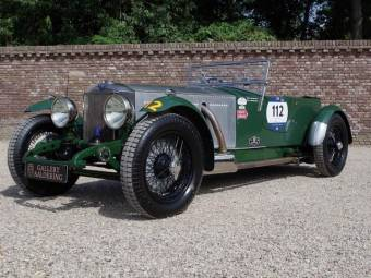 Invicta 4.5 Litre S-Type Low Chassis