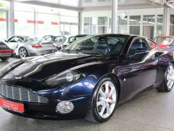 Aston Martin Vanquish Classic Cars For Sale Classic Trader