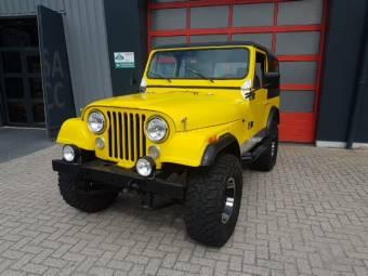 Jeep CJ 7 Renegade 304