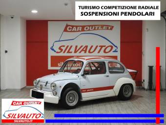 Abarth Fiat 1000 TC Radiale Berlina S1
