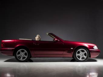 "Mercedes-Benz SL 280 ""Final Edition"""