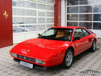 ferrari mondial d 39 epoca in vendita classic trader. Black Bedroom Furniture Sets. Home Design Ideas