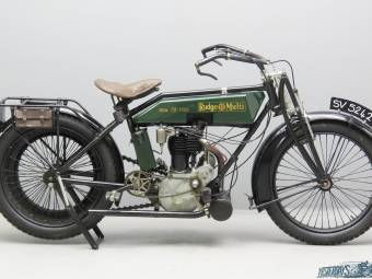 Rudge Multi 500