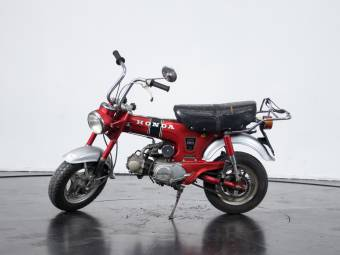 honda st 70 dax classic motorcycles for sale. Black Bedroom Furniture Sets. Home Design Ideas