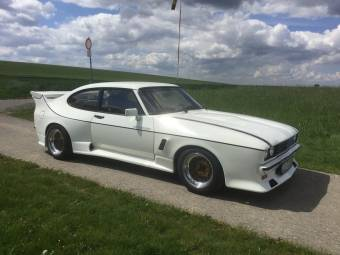 Ford Capri 2,8 Turbo