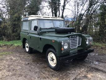 Land Rover 88 Clic Cars for Sale - Clic Trader
