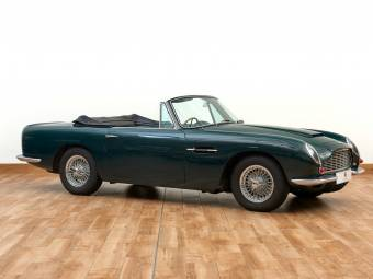 Aston Martin Db 6 Convertible Classic Cars For Sale Classic Trader