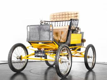 Locomobile Steam Runabout