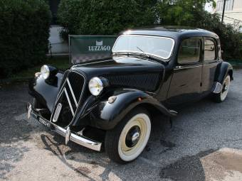 Citroën Traction Avant 11 B
