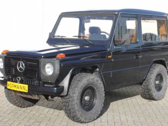 Mercedes-Benz 300 GD (SWB)