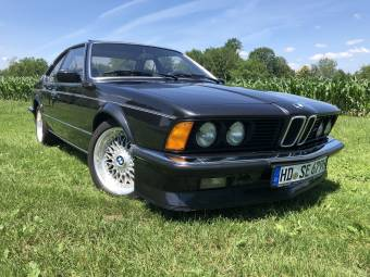 BMW 6 Series Classic Cars for Sale - Classic Trader