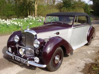 Bentley Mark VI Park Ward