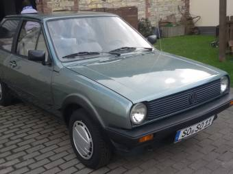 Volkswagen Polo II Coupe 1.0