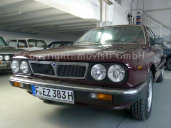 Lancia Beta 1600 HP Executive