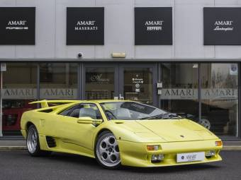 Lamborghini Diablo Classic Cars For Sale Classic Trader
