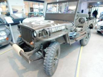 Willys MB Classic Cars for Sale - Classic Trader