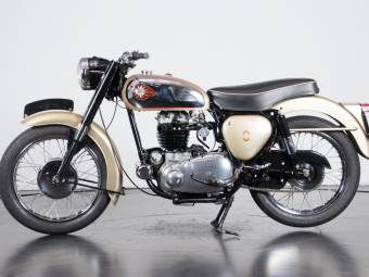 BSA A 10 Golden Flash