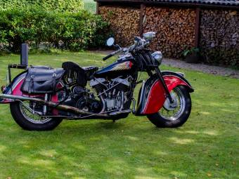 Indian Chief 74