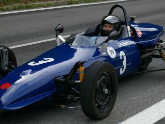 Kaimann Formula Super V Racing Car
