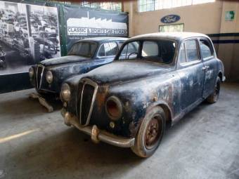 Lancia classic cars for sale classic trader lancia appia c10 publicscrutiny Images