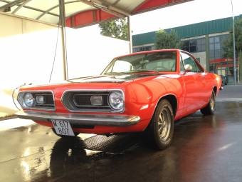 Plymouth Barracuda Hardtop Coupe