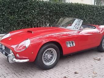 Ferrari 250 Oldtimer Kaufen Classic Trader