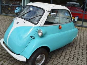 Bmw Isetta 300 For Sale Auto Galerij Idee