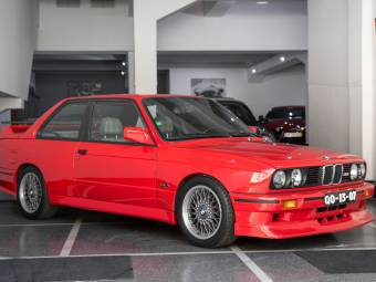 BMW M3 Evolution II