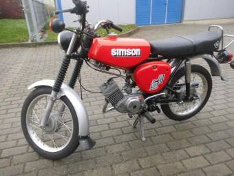 Simson Classic Motorcycles for Sale - Classic Trader