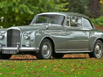 Bentley S 1 Continental  Park Ward.
