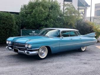 Cadillac Coupe DeVille Serie 62