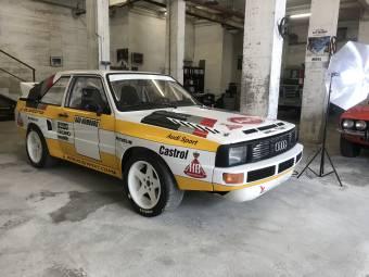Audi Sport Quattro >> Audi Quattro Classic Cars For Sale Classic Trader