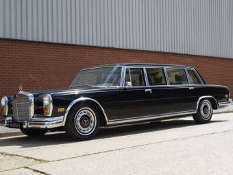 mercedes benz 600 classic cars for sale classic trader Limousine Te Koop.htm #21