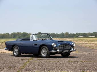 Aston Martin DB 4 Convertible
