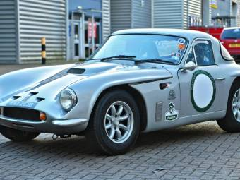 TVR Griffith 200