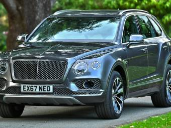 Bentley Bentayga 4.0 TDI