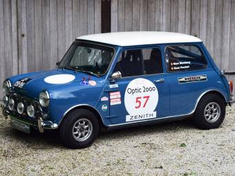 Austin Mini Classic Cars For Sale Classic Trader