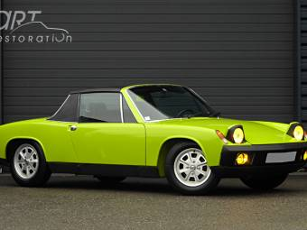 Porsche 914 Classic Cars For Sale Classic Trader
