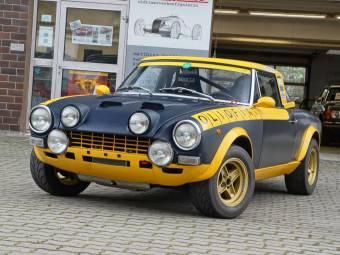FIAT 124 Abarth Rally
