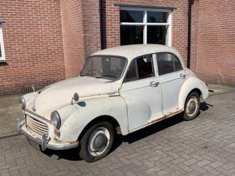 Morris Minor Classic Cars for Sale - Classic Trader