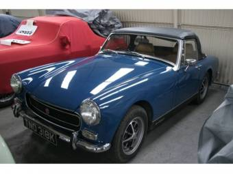 Mg Midget Prices