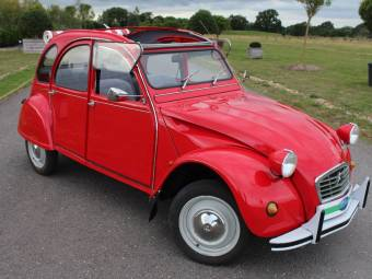 Citroën 2 CV Classic Cars for Sale - Classic Trader