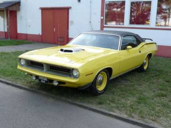 Plymouth Barracuda Cuda 426
