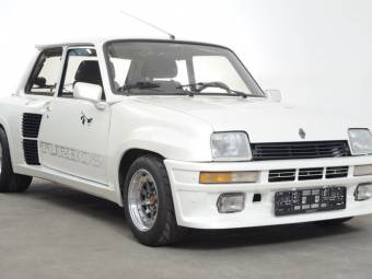 Renault R 5 Turbo 2