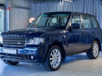 Land Rover Range Rover Vogue TDV8
